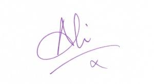 Ali short sig purple2